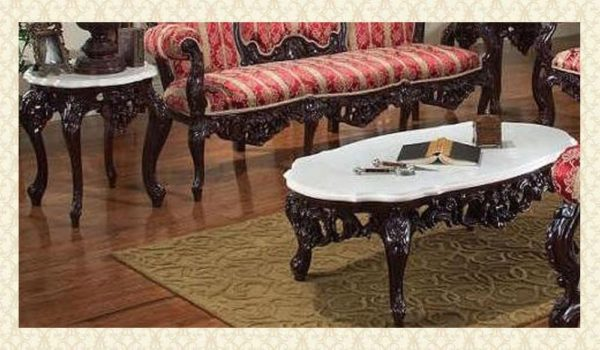Victorian Cocktail & end Tables 108