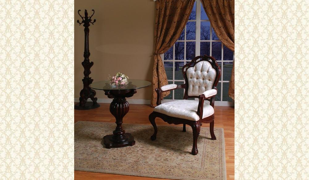 Victorian Arm Chair 651-A