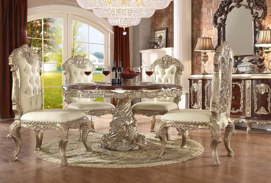 Victorian Dining Room 8017