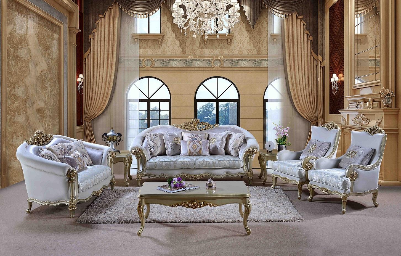 Victorian Living Room G-632