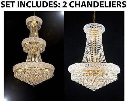 French Provincial Chandelier - 5