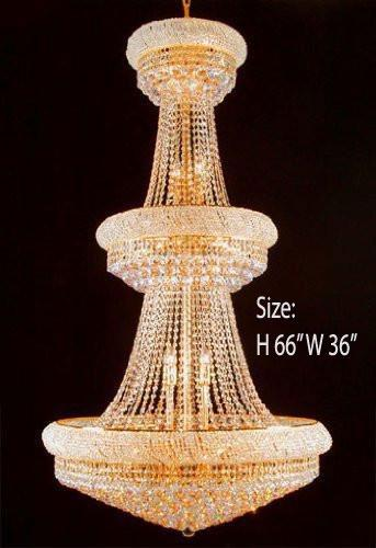 French Provincial Chandelier - 2