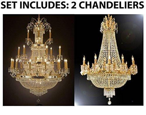 French Provincial Chandelier - 4