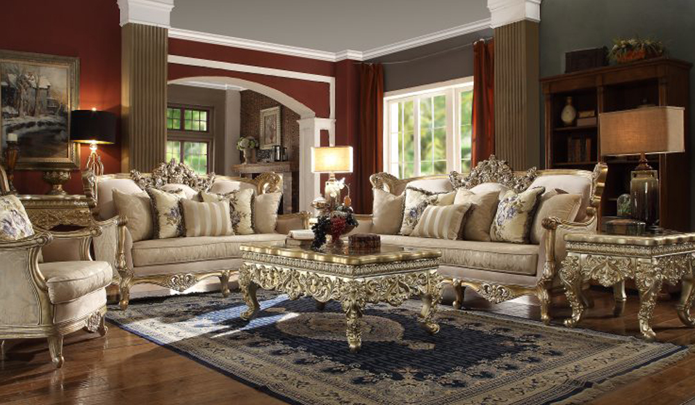 French Provincial Living Room 0400