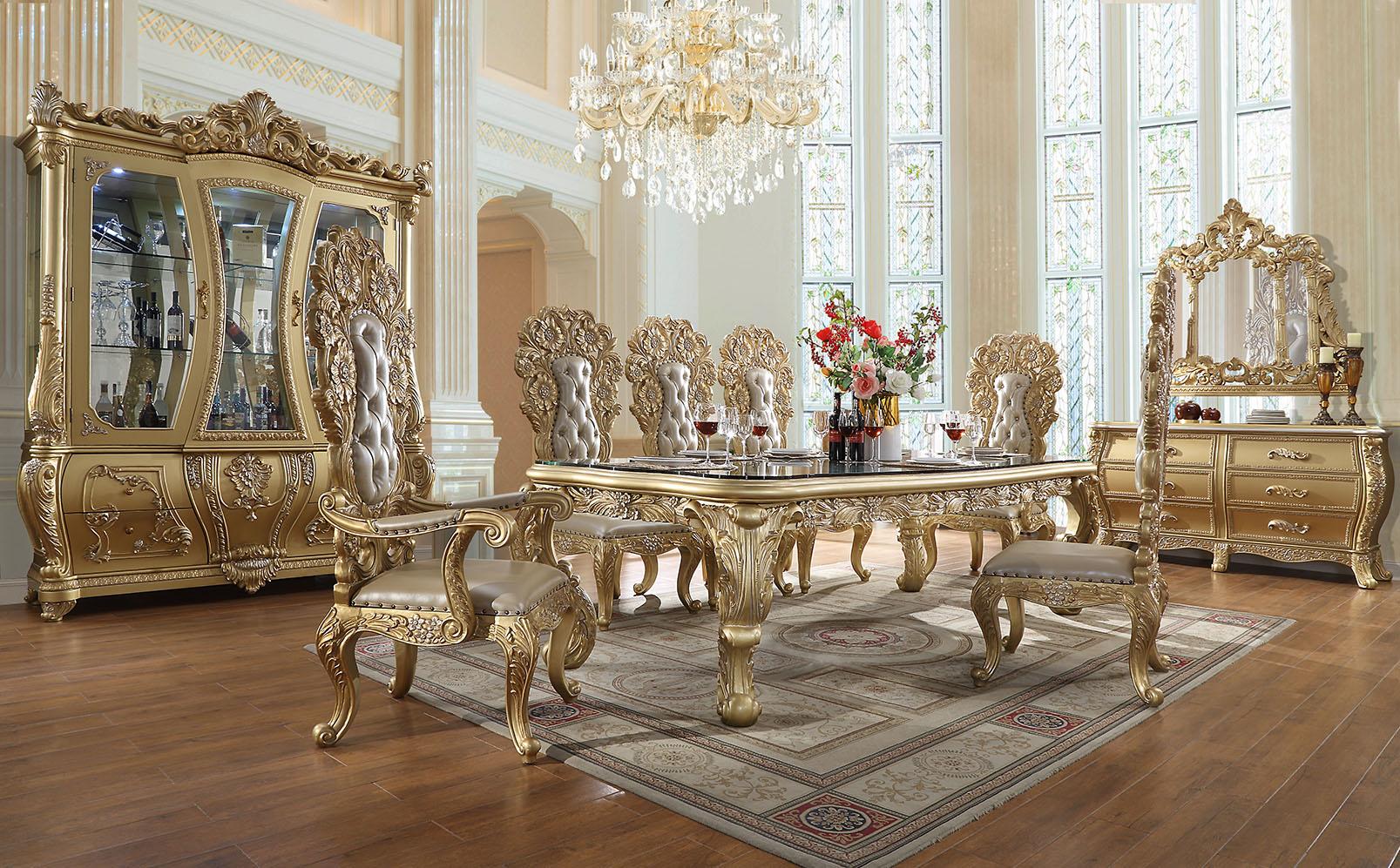 Victorian Dining Room 1801