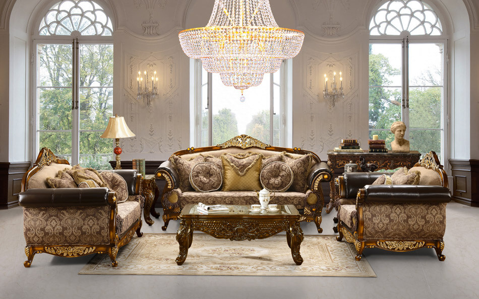 French Provincial Living Room # 26