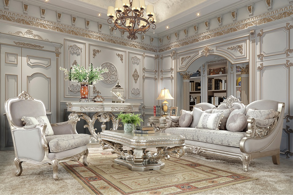 Victorian Living Room 2662