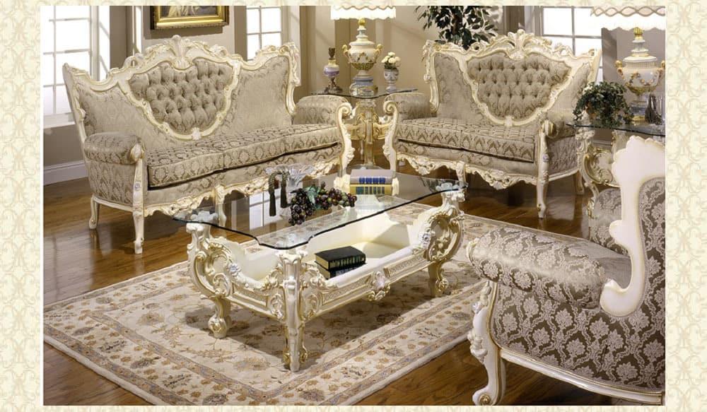 Victorian Living Room 603