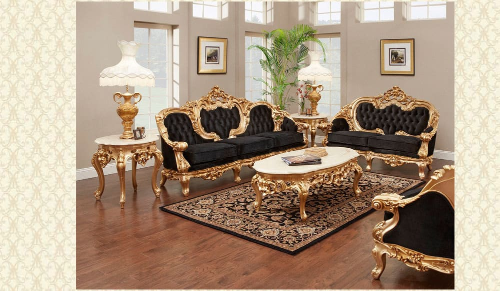 Victorian Living Room 638