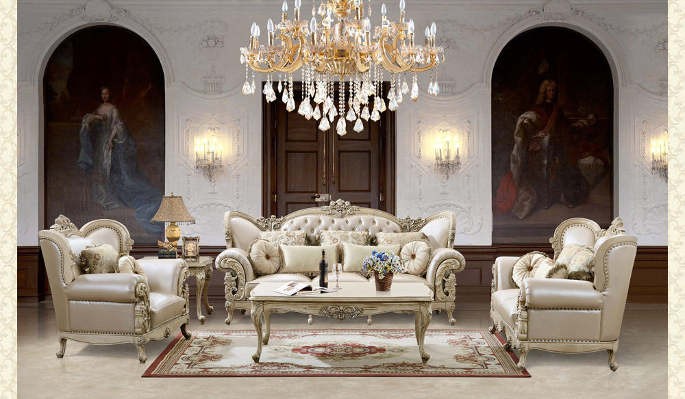 French Provincial Living Room # 32