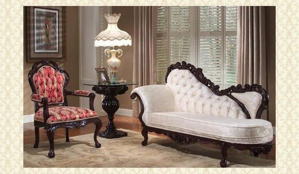 Victorian Living Room 652