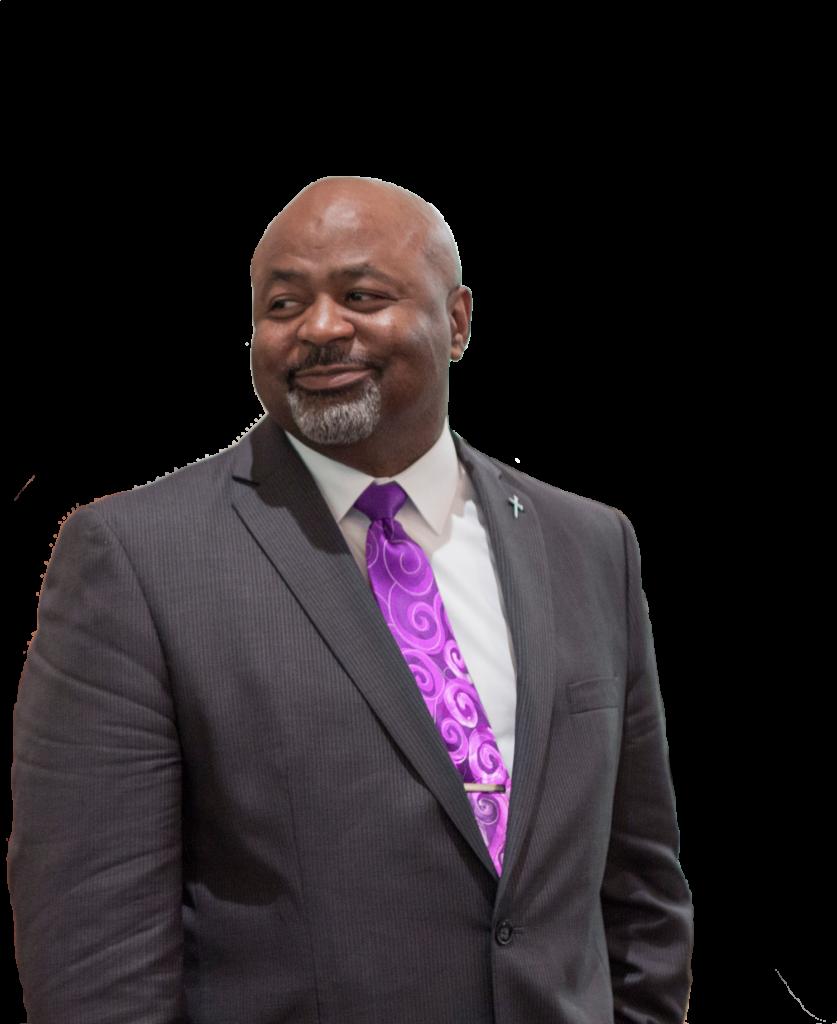 Dr. Daryl J. Vining, Sr. - Pastor (About)