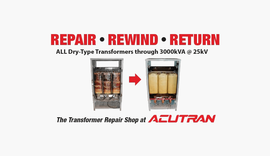 Transformer Repair and Service