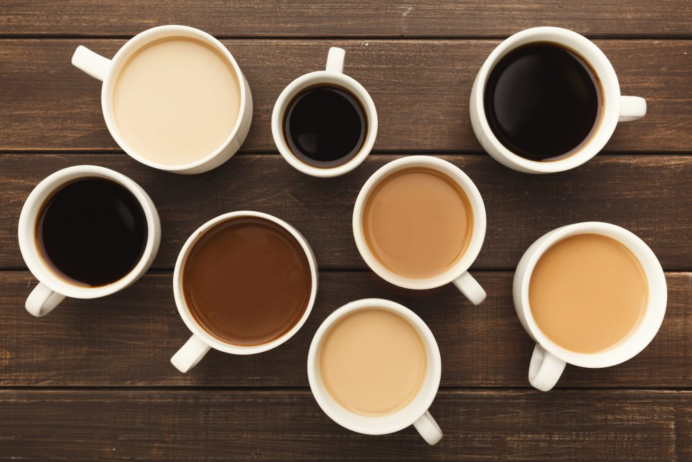 Popular Types Of Coffee In The World