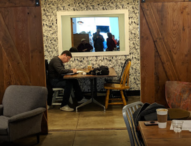 The Coffee Gallery Is The Perfect Space To Hold Your Next Business Meeting