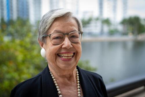 Rosa Castro Feinberg, Ph.D.