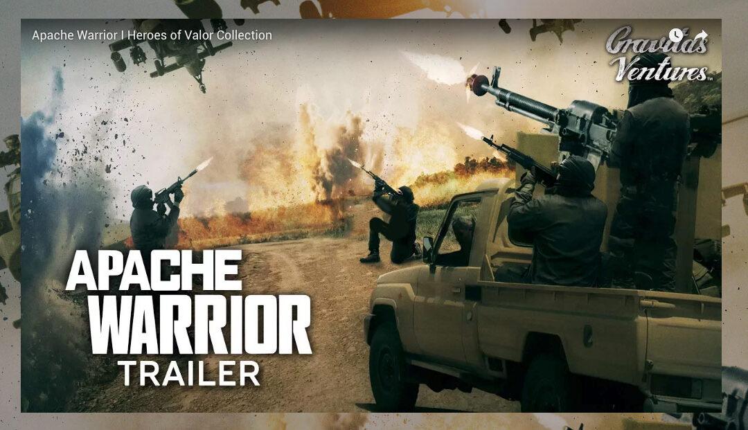 Apache Warrior Movie