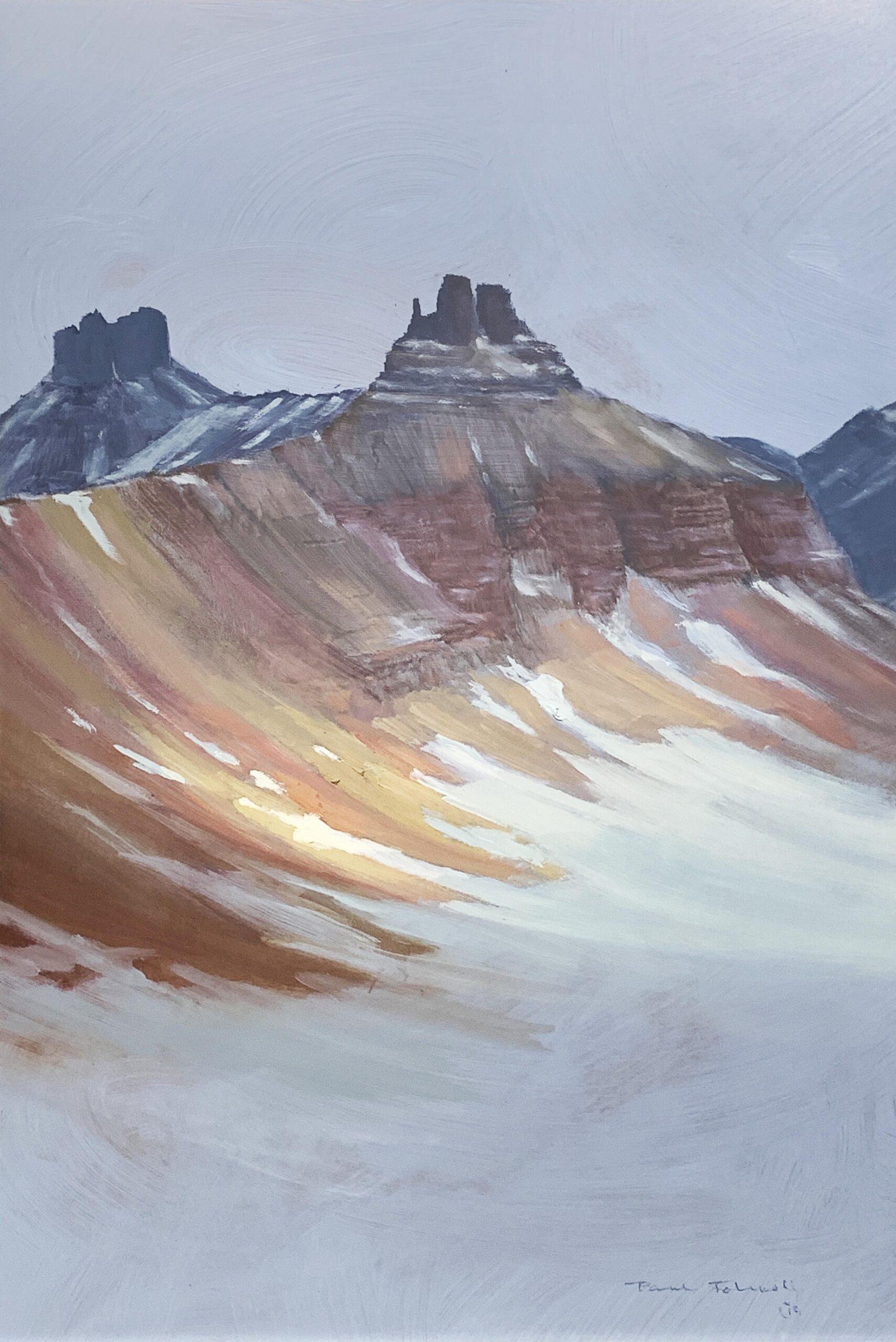 View from Vermilion Peak