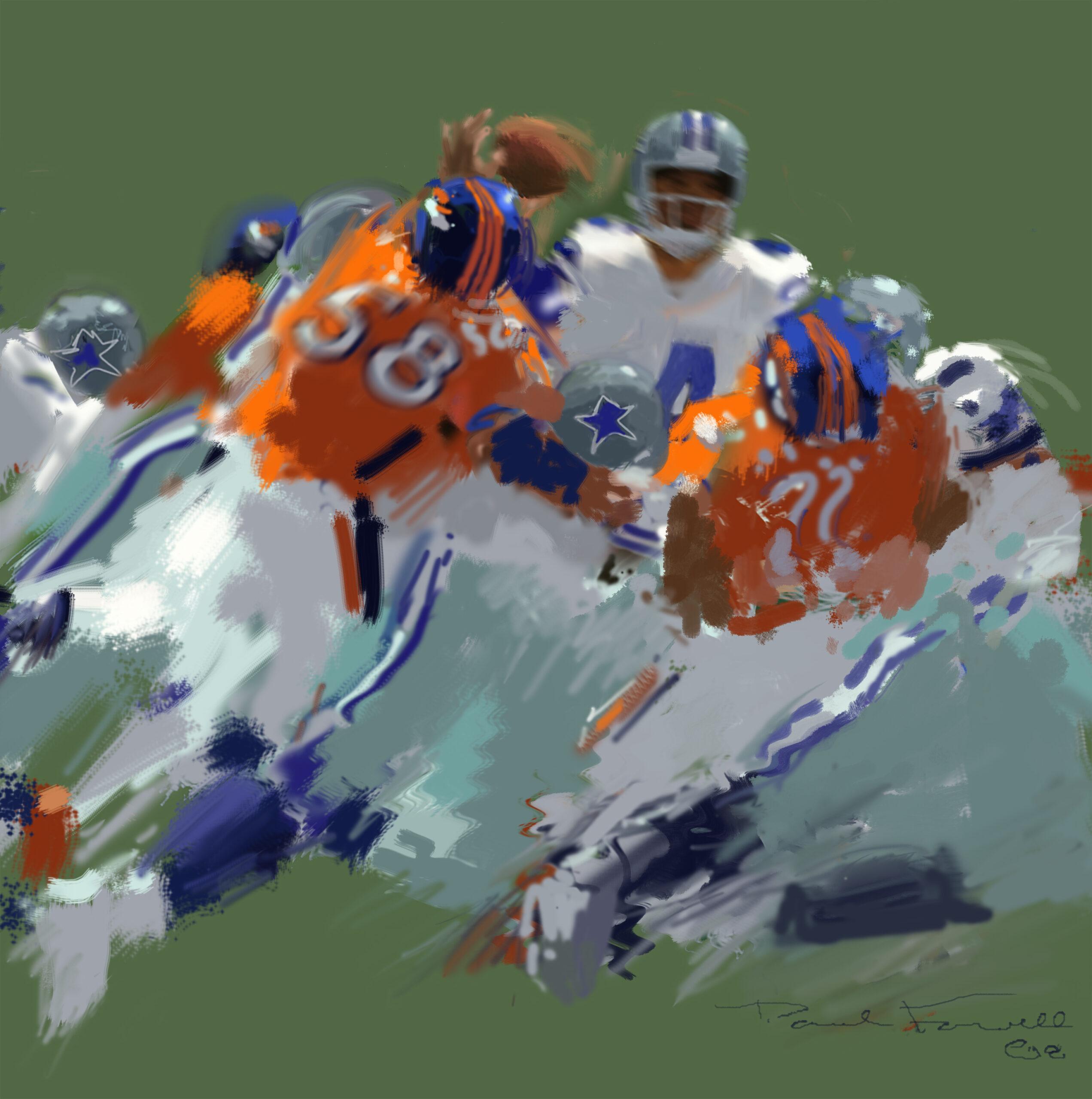 Broncos & Cowboys