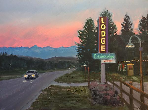 Cederridge, CO.