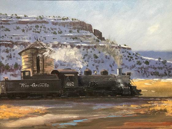 Rio Grande Railroad Narrow Gauge