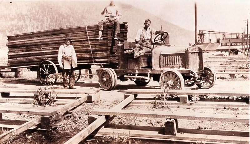 History of Chase BC