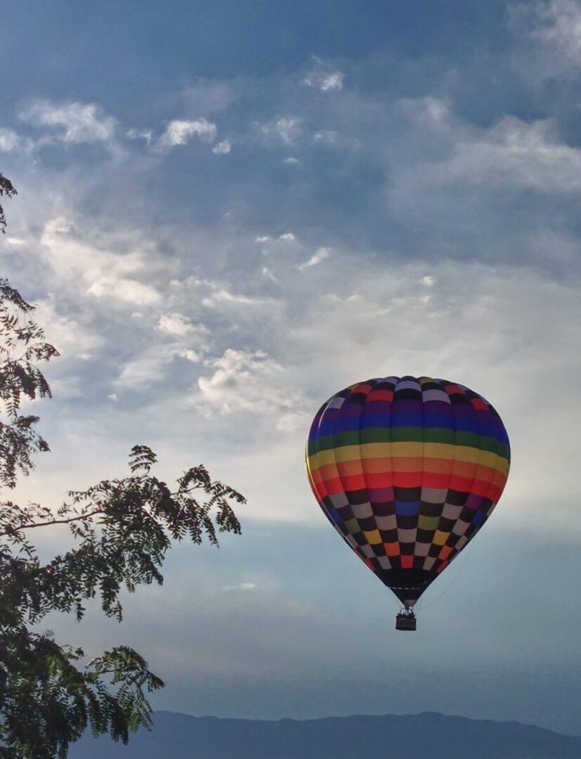Balloon Fiesta - Albuquerque