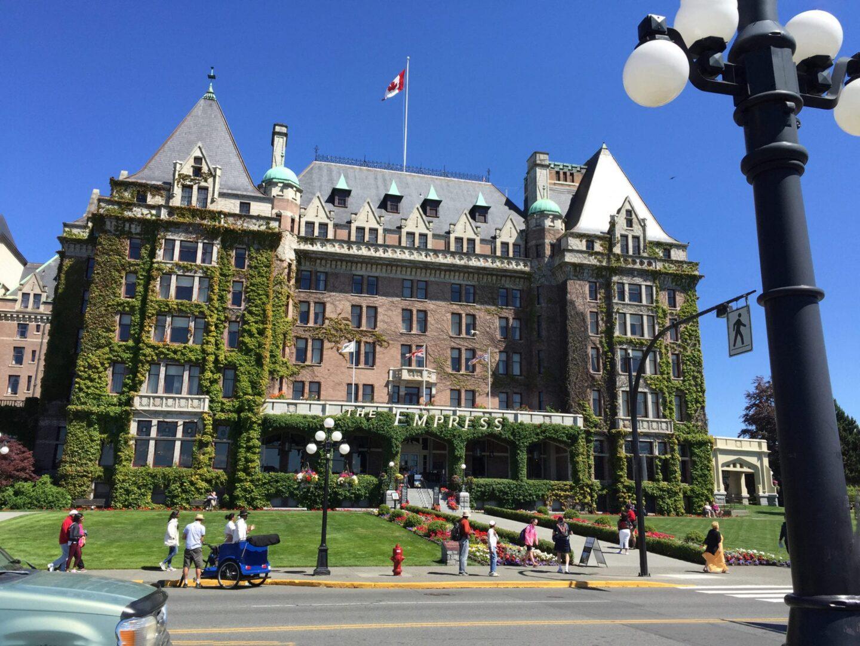 Empress Hotel - Victoria