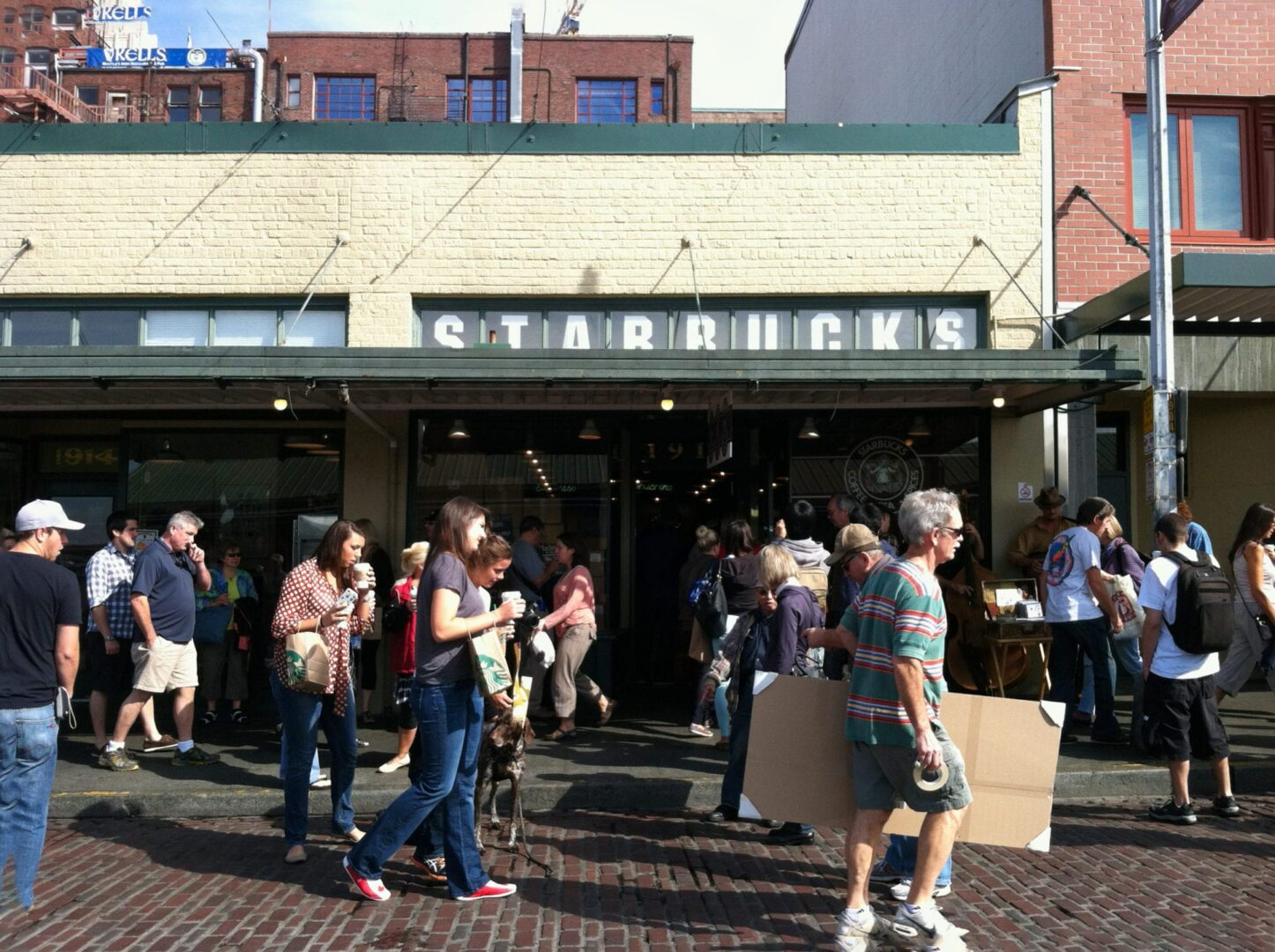 Original Starbucks - Seattle