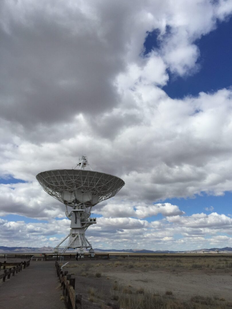 Very Large Array (VLA), NM