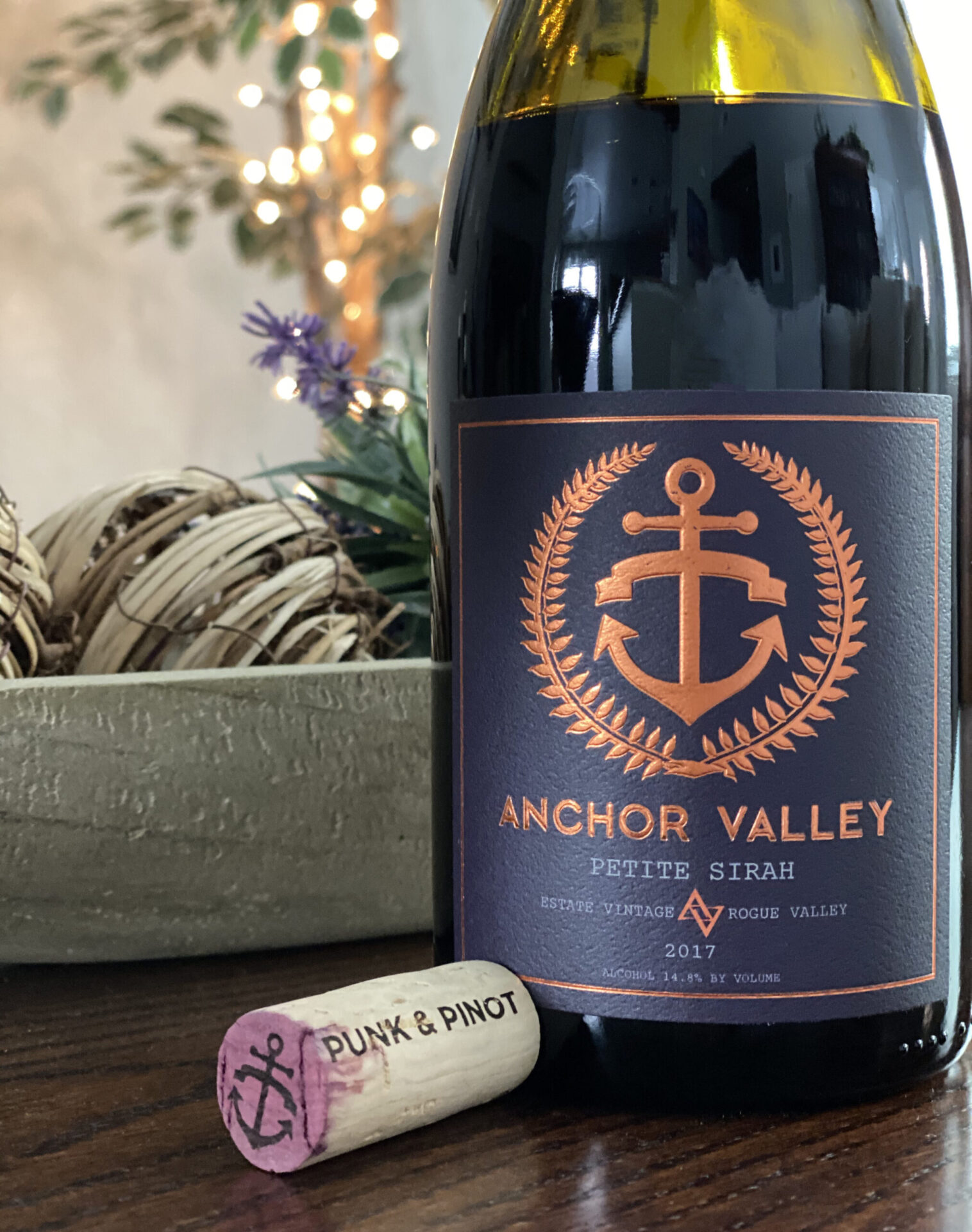 Anchor Valley Petite Sirah