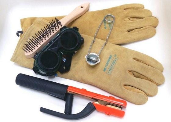 accesorios para soldar