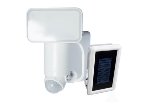 Lámpara con sensor led 300 panel solar