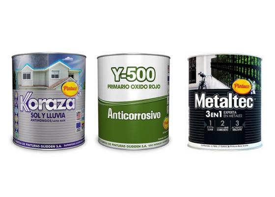 METALTEC 3 en 1- KORAZA SOL y lluvia - Anticorrosivo Y500