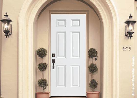 Puerta Blanca Masonite