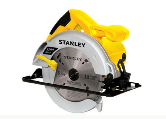 Sierra Circular 7 1.4 marca Stanley