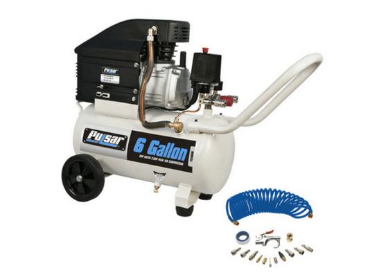 Compresor Aire Pulsar 6gl 3.5hp