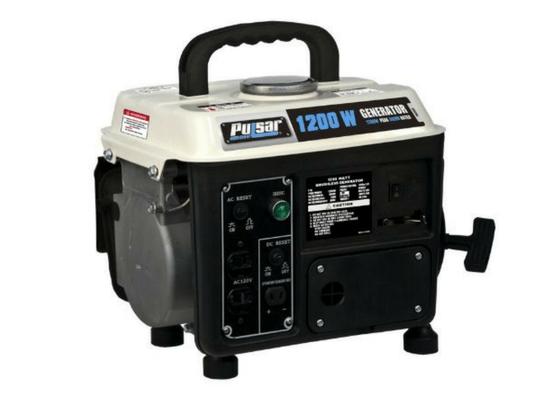 Generador Gas Pulsar 1200w1