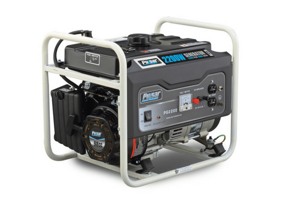 Generador Gas Pulsar Pg2200