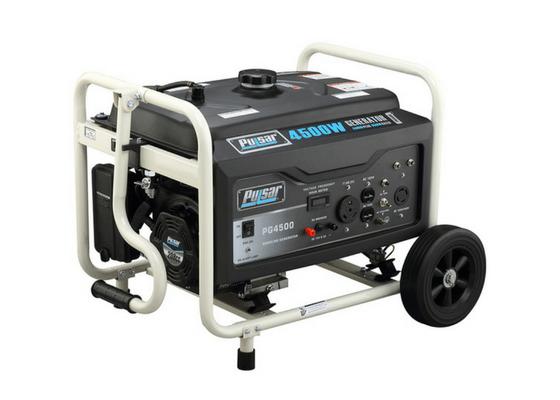 Generador Pulsar Gas 4500w