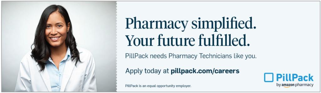 PillPack Digital OOH