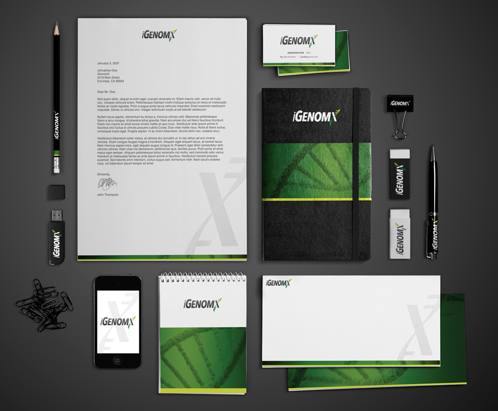 Business Collateral and Marketing Materials