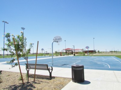Outdoor Basket ball