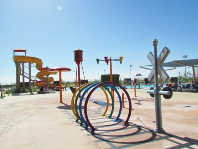 Pool Splash Pad (2)