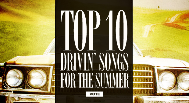 Top 10 Summer Driving Songs
