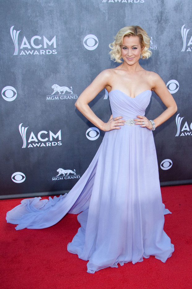 Kellie Pickler at the the 49th Annual Academy Of Country Music Awards in Las Vegas