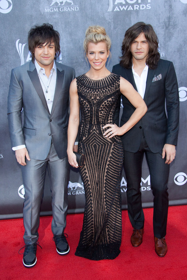 The Band Perry - 49th ACM Awards