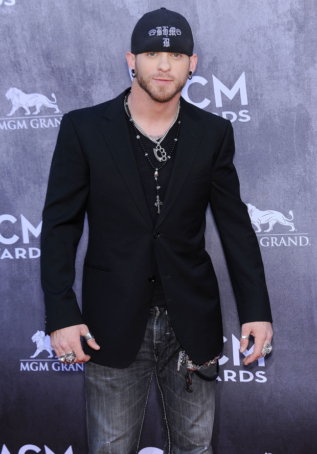 Brantley Gilbert - The 49th Academy of Country Music Awards