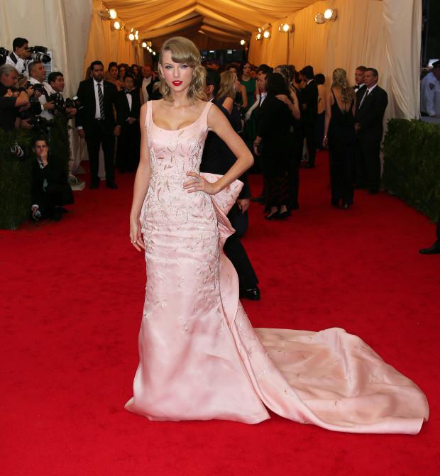 Taylor Swift 2014 Metropolitan Museum of Art Costume Gala