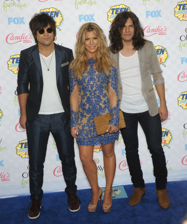 The Band Perry - Teen Choice Awards 2014